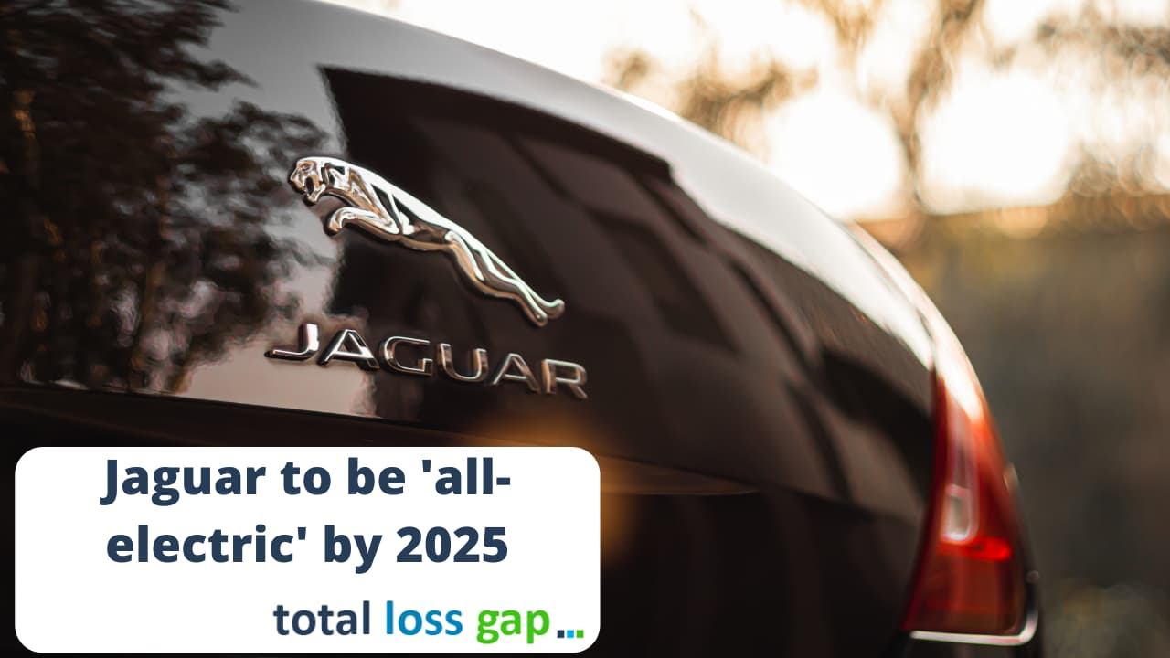 Jaguar brand to be all electric by 2025