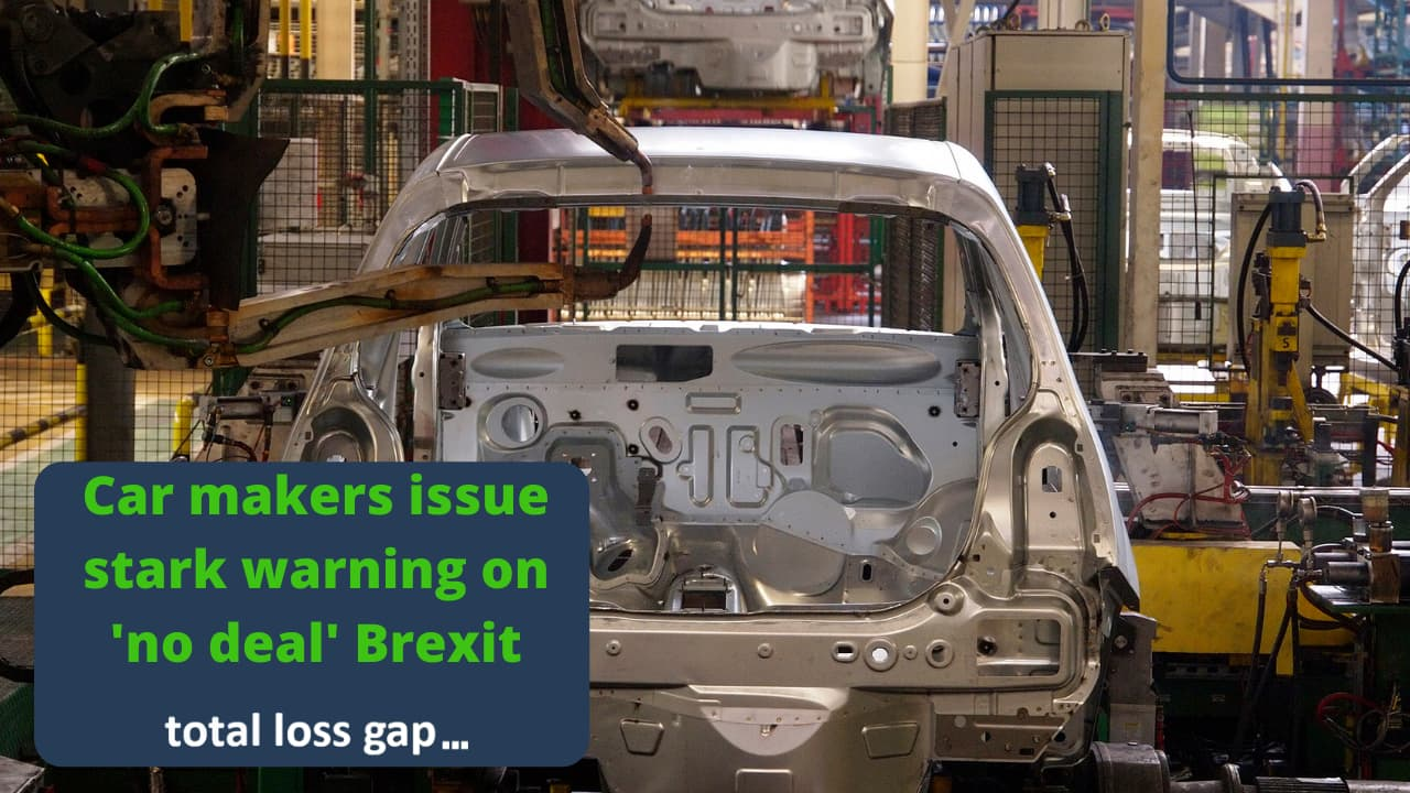 motor industry brexit and covid19