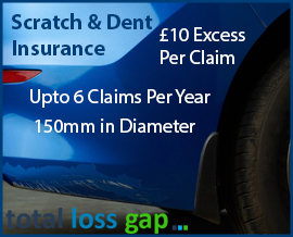 Scratch & Dent Insurance Example