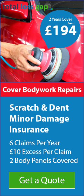 Scratch & Dent Insurance Quotation