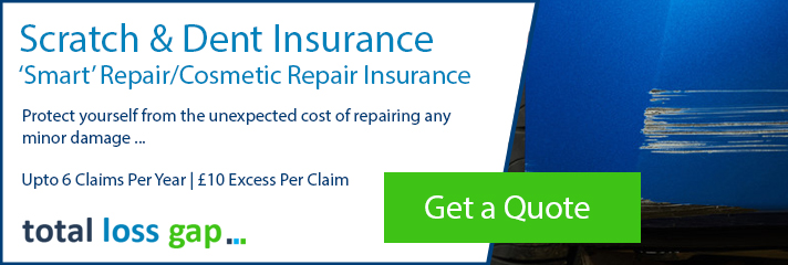 'Smart' Repair Insurance & Scratch and Dent Insurance