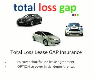 Total Loss Lease Gap Insurance with Deposit Protection